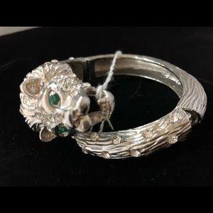 Jewelry - 1980s Lionshead Bracelet